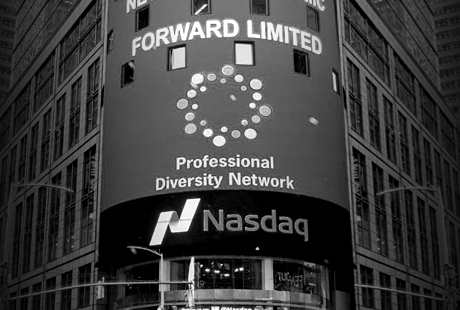 Professional Diversity Network listed on the NASDAQ